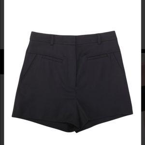 NWT DVF Diane von Furstenberg High Waisted Shorts